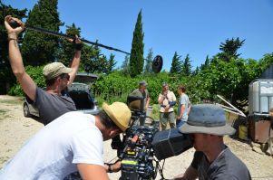 Photo de tournage du film Toril de Laurent Teyssier