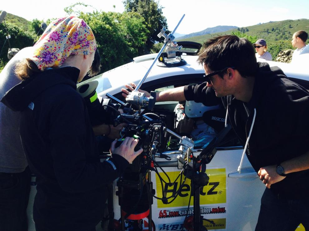 Photo de tournage du film Sisu