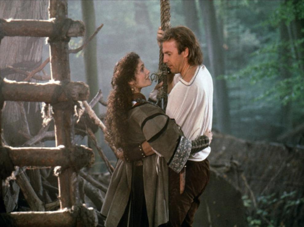 Robin des bois, prince des voleurs  Languedoc Roussillon  ~ Film Robin Des Bois