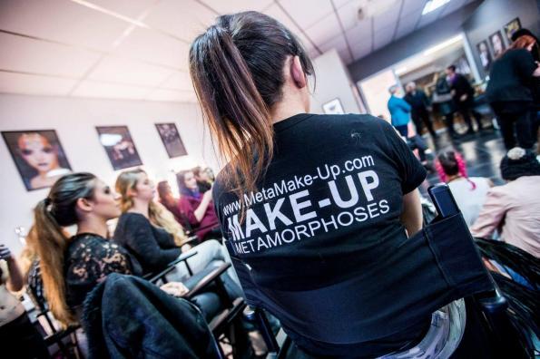 Lecole De Maquillage Professionnel Et DEffets Speciaux Metamorphoses Installee A Strasbourg Ouvert Une Ecole Lattes