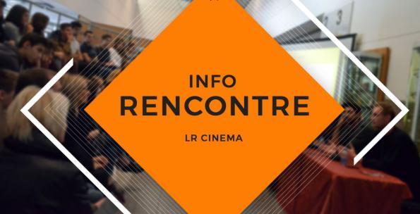 Rencontre Professionnelle Languedoc-Roussillon Cinéma