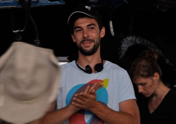 Le réalisateur Romain Laguna