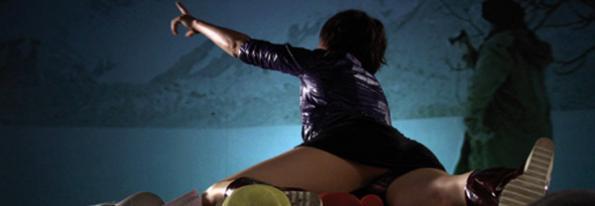 Photo du film Mademoiselle Else, de Isabelle Prim  (c) Le Fresnoy Studio national des arts contemporains