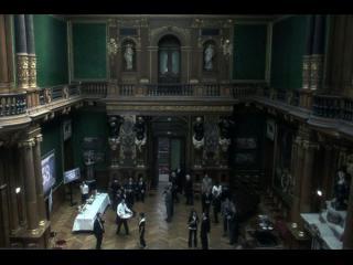 Salle de réception du 19e siècle