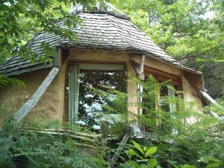 Maison au coeur de la forêt