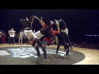 Photo Du cercle à la scène