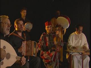 Groupe de musique orientale