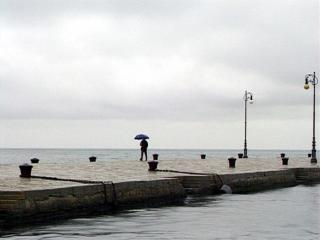 Promenade sur la mer
