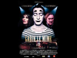 Affiche du film Gabin le mime