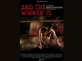 """Affiche """"And the winner is"""""""