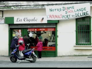 Photo du film La Cigale, le corbeau et les poulets