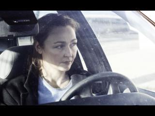 Fabienne au volant