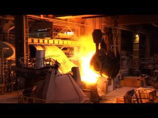 Machine de l'usine qui paraît très chaude