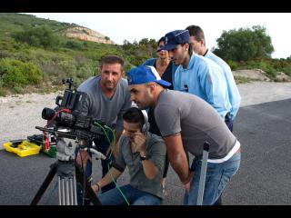 Photo de tournage du film Romy