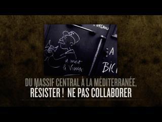 Photo extraite du web-documentaire Les Résistances - Du Massif central à la Méditerranée