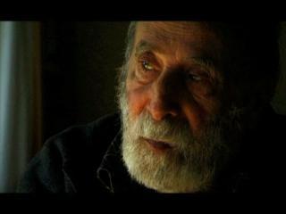 Gros plan sur le visage de Marcel Hanoun