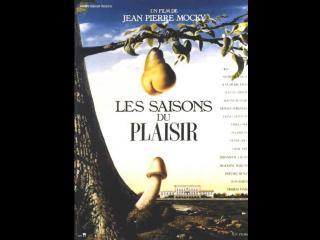 """Affiche du film """"Les Saisons du plaisir"""""""