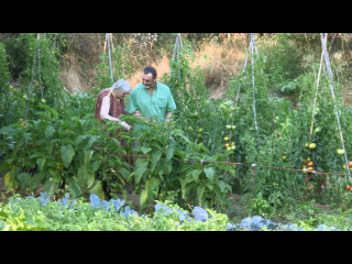 Photo du film Le jardin d'Adrienne
