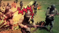 Photo extraite du film La Guerre de Kirby