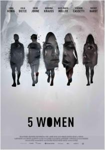Affiche du film 5 Femmes
