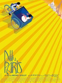 Dilili à Paris, un film de Michel Ocelot