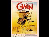 """Affiche du film """"Gwen, le livre de sable"""""""