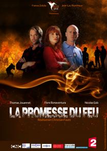 Affiche du film La Promesse du feu