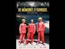 """Affiche du film """"Mémoires d'ouvriers"""""""