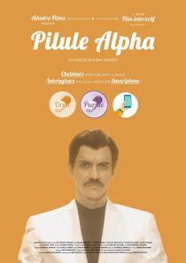 Affiche du film Pilule alpha