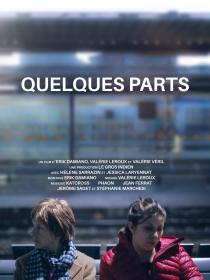 Affiche du film Quelques parts