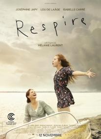 Respire, un film de Mélanie Laurent