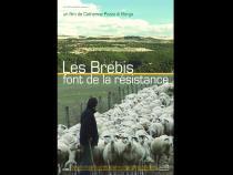 """Affiche du film """"Les Brebis font de la résistance"""""""