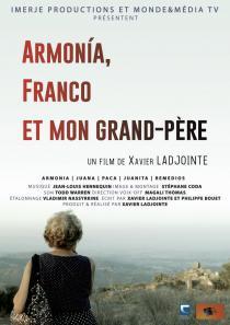 Armonìa, Franco et mon grand-père. Affiche du film de Xavier Ladjointe